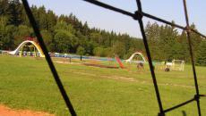V táboře
