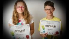 Anna Formánková a Matěj Krása, 1.A – 2. místo v literární soutěži O pardubický pramínek