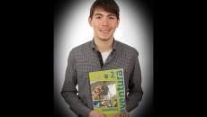 Matěj Kameník,8.A – 2. místo v krajském kole Olympiády ve španělském jazyce