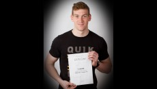Michal Rickwood, 6.A – 1. místo v krajském kole, účast v celostátním kole Olympiády v anglickém jazyce