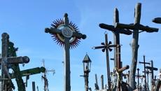 Hora křížů nedaleko města Šiauliai