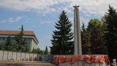 Chust – památník obětem 2. světové války
