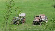 Skanzen v Koločavě – Olbrachtův kočár