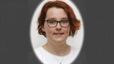 Anna Klimešová, 5.A, účast v soutěži AMAVET