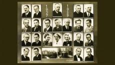 Profesorský sbor 1939