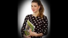 Eliška Glaserová, 8.A – 5. místo v krajském kole Olympiády ve španělském jazyce