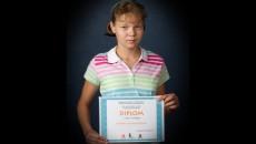 Andrea Kumpoštová, 1.A – 1. místo v literární soutěži O pardubický pramínek