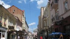 Ulice Korzo, nejstarší ulice v Užhorodě