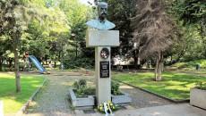 Socha T. G. Masaryka v Užhorodě