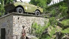 Koločava – pocta veteránům z Afgánistánu