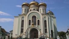 Pravoslavný chrám v Chustu