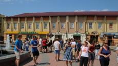 Chust, 3. největší město Zakarpatí