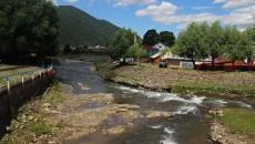 Řeka Terebla v Koločavě