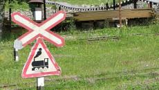 Skanzen v Koločavě – provoz tu sice není, ale dopravní značení je to hezké