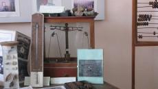 Chust – učebna-muzeum ve škole Augustina Vološina