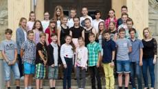 Prima, třídní učitelka: Michaela  Židková